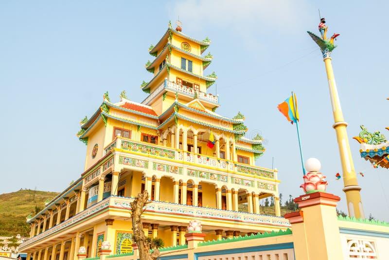 Chiesa Vietnam immagine stock libera da diritti