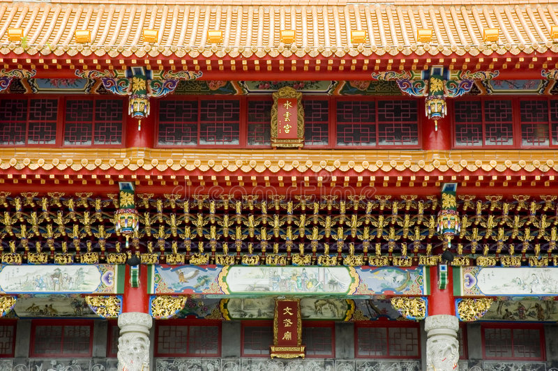 Chiese Temple stock images
