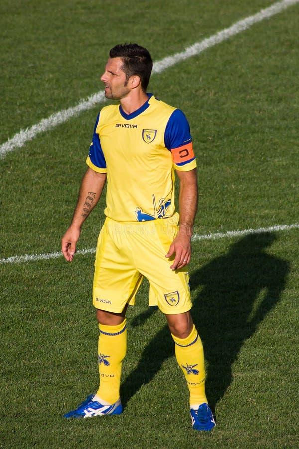 Chievo Verona Italian Soccer Team Editorial Stock Image