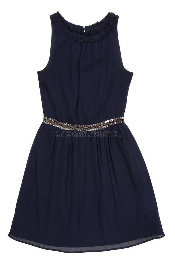 Chiffon dress stock photography