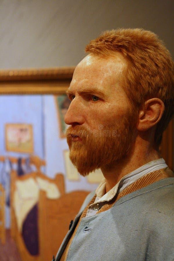 Chiffre de cire de Van Gogh