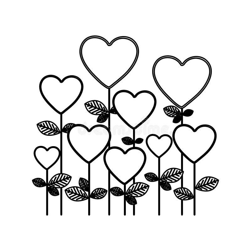 Download Chiffre Icône De Forme De Ballons D'arbres Illustration Stock - Illustration du mignon, bleu: 87708173