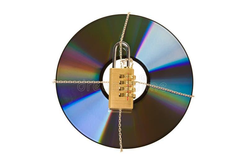 chiffrement de données photographie stock