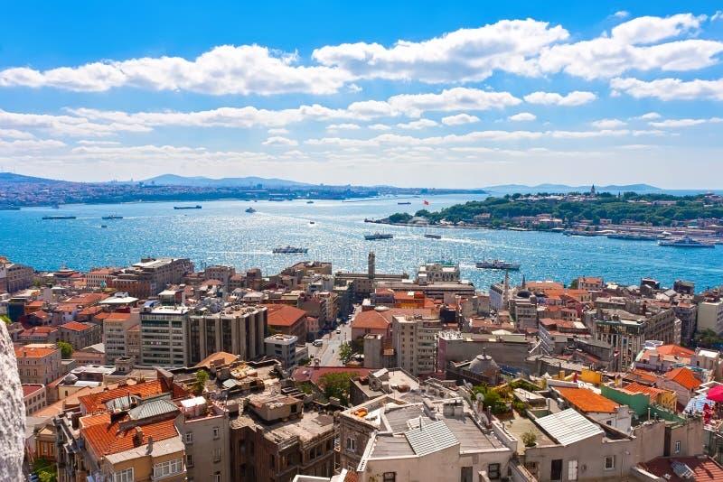 Chifre dourado em Istambul imagens de stock royalty free