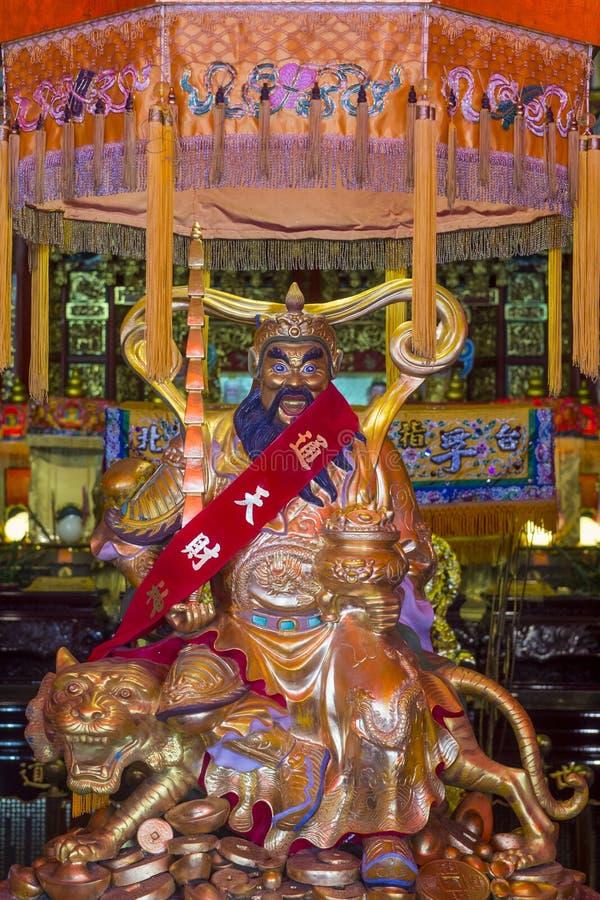 Chih Nan świątynia w Taipei zdjęcia royalty free