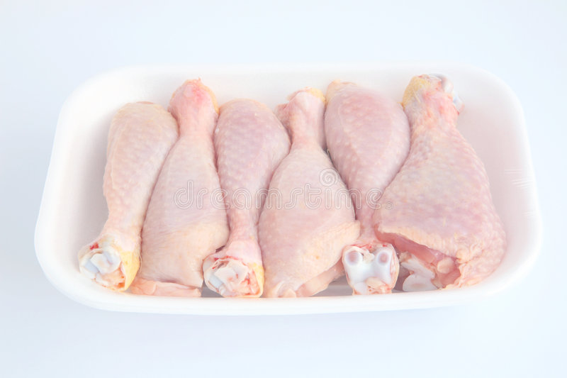 Chiken joints royalty free stock photos
