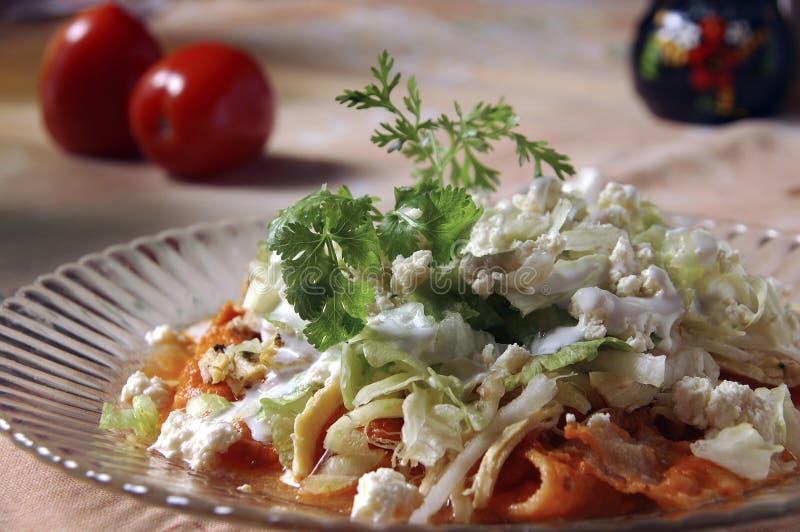 Chilaquiles photos stock