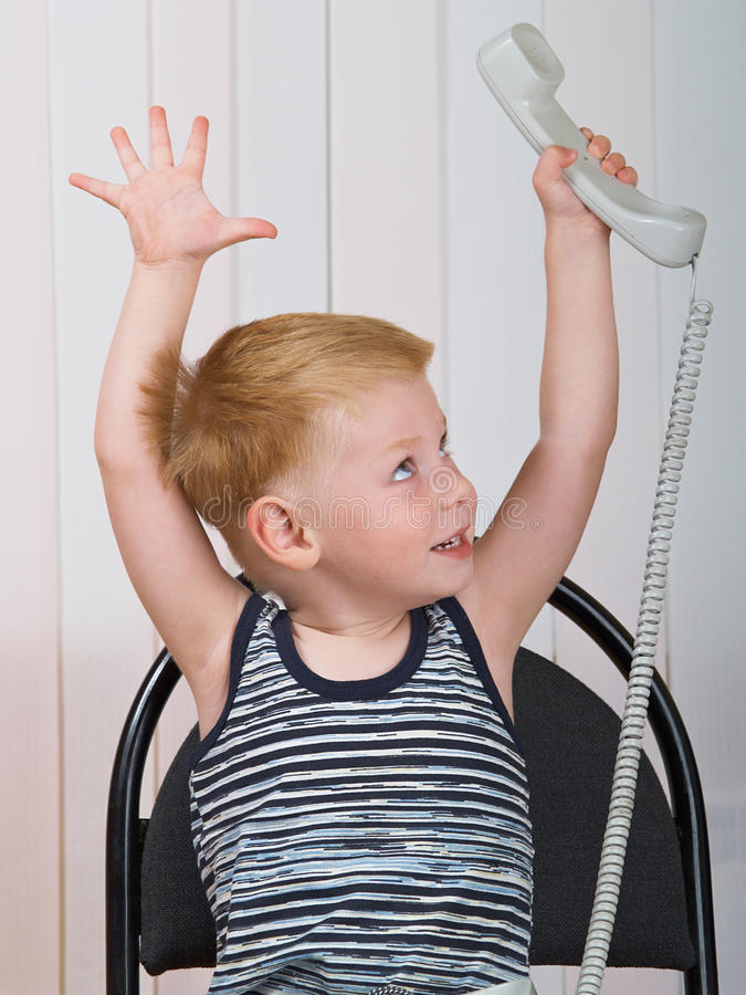 The Child Royalty Free Stock Images