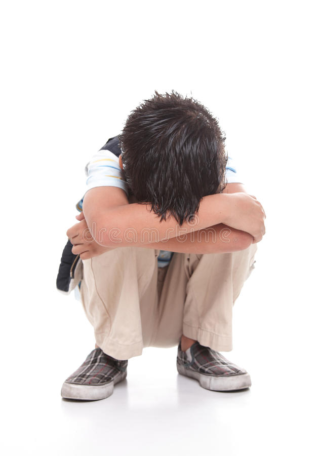 Download Child stock photo. Image of doubt, sadness, unhappy, alone - 23747168
