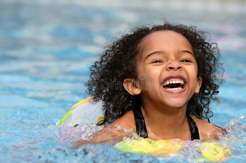 Download Child Swimming Stock Photos - Image: 3245023
