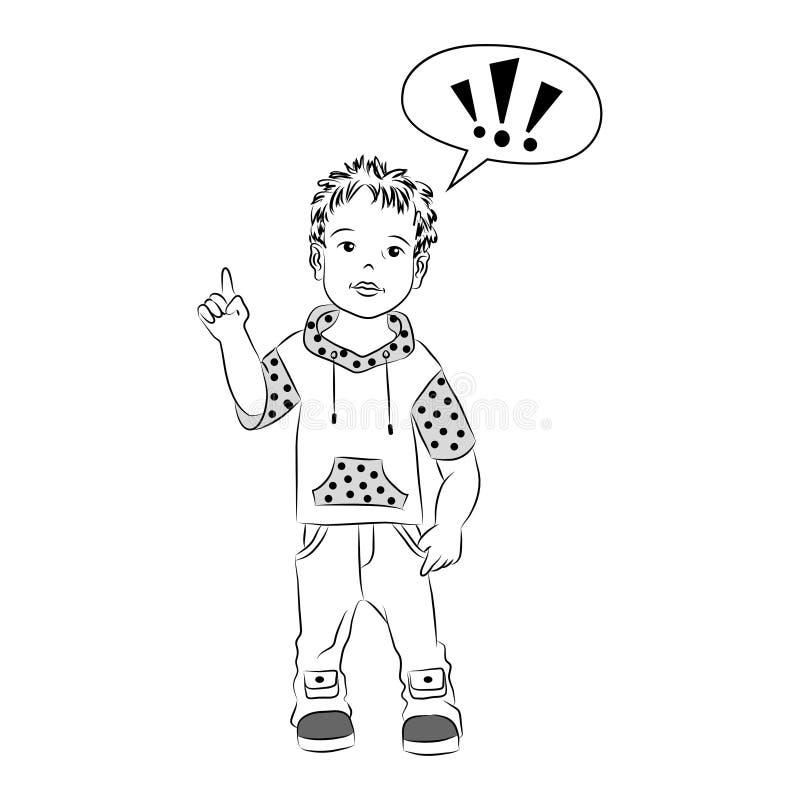 Child, Boy, Infant, Son Stock Vector
