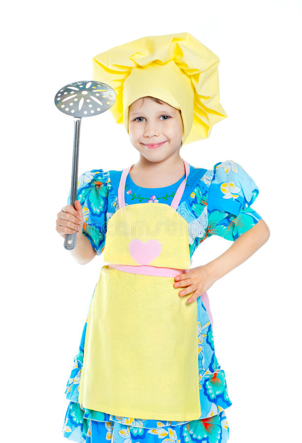 Download Child cook stock image. Image of adorable, beauty, funny - 22491721