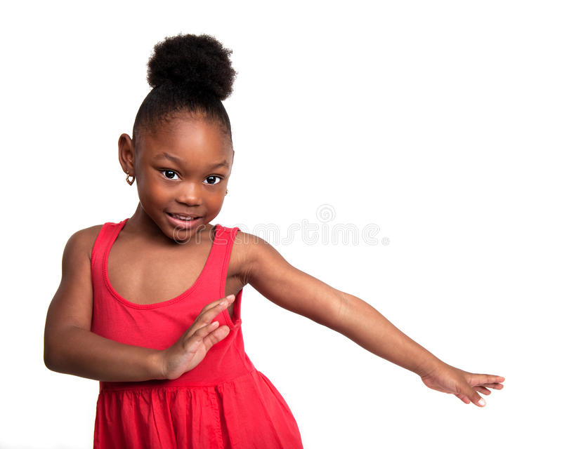 Download Child Dancer stock photo. Image of child, african, dance - 17750528