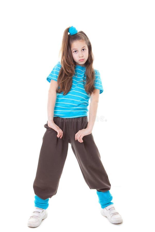 Child dancer stock images