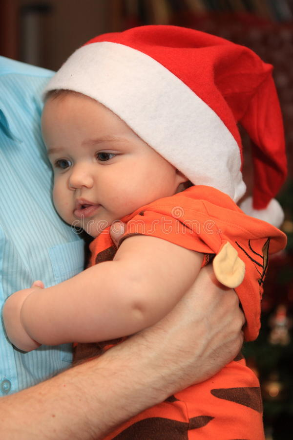 Download The Child With Father Stock Photo - Image: 20992960