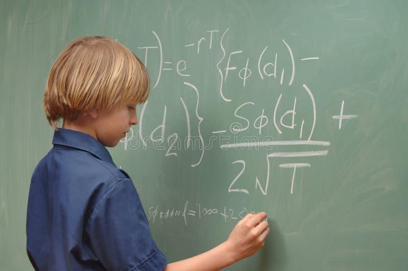 Download Child Genius stock image. Image of prodigy, scholastic - 4243671