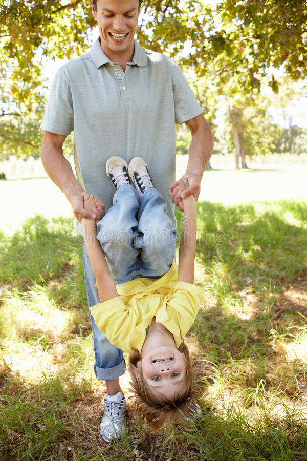Download Child Having Fun At Park Stock Photo - Image: 19857330