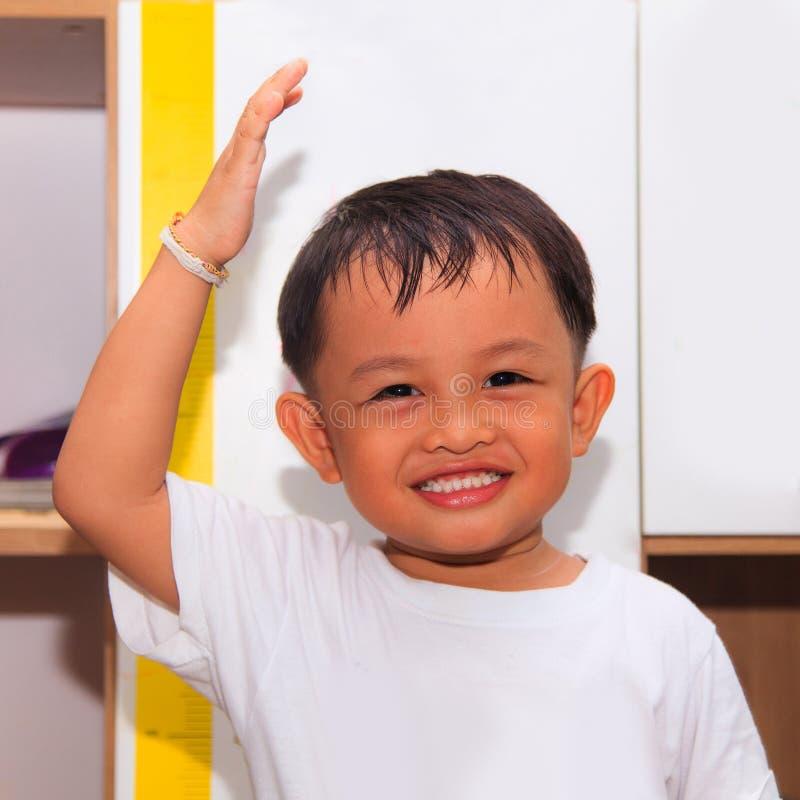 Child height stock photos