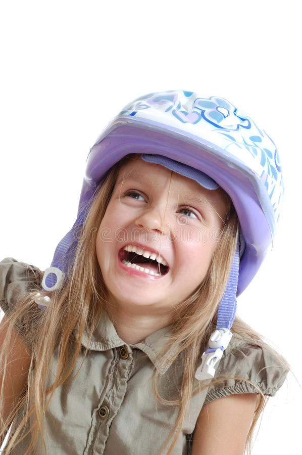 Download Child With Helmet Royalty Free Stock Photo - Image: 16233555