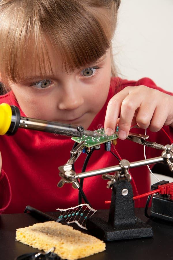 Child hobby stock images