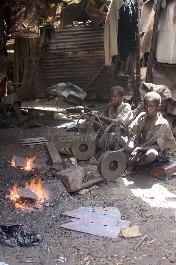 child labor in africa Nearly 1 in 5 children in africa is engaged in child labor that is the highest share  of any region and way ahead of the next highest, asia and.