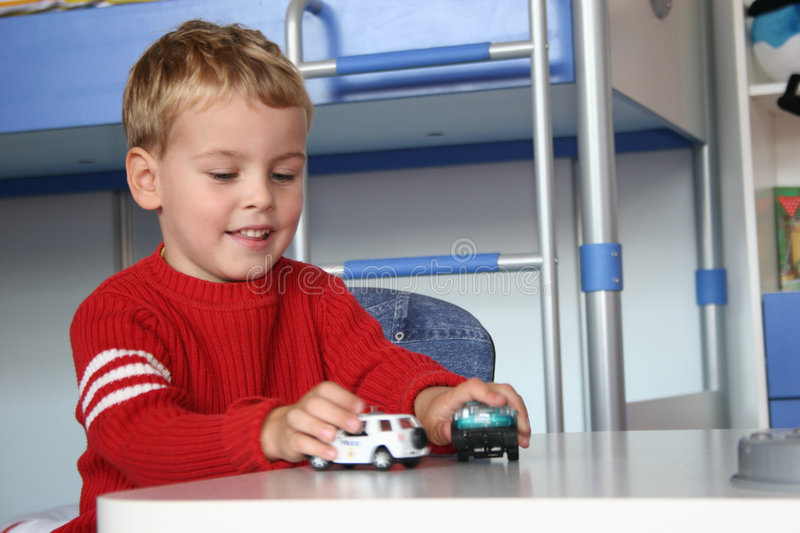 Download Child Play Royalty Free Stock Photo - Image: 1281475