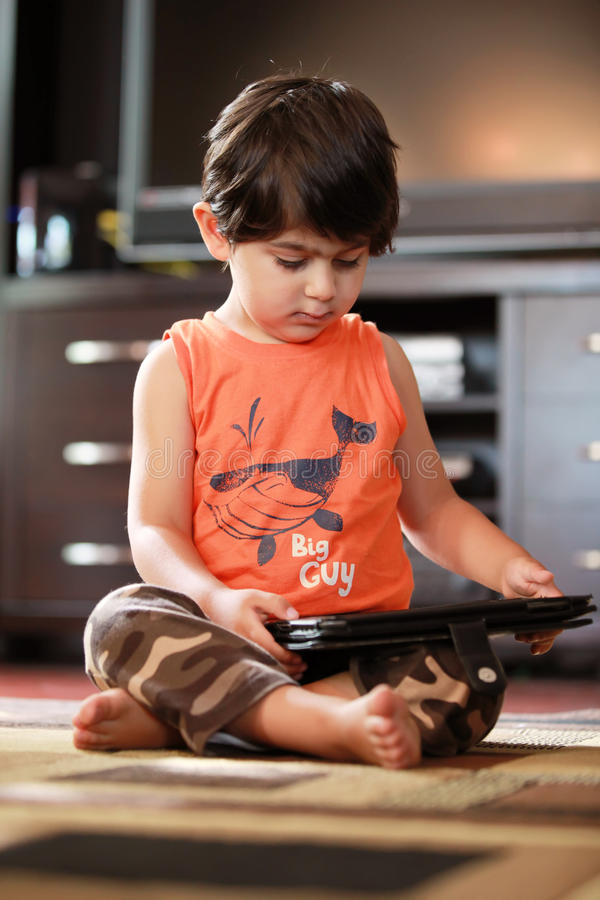 Download Child playing stock image. Image of sitting, fantasy - 28260959