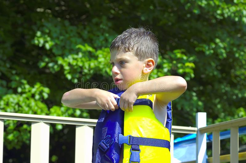 Child At Pool Free Stock Photos