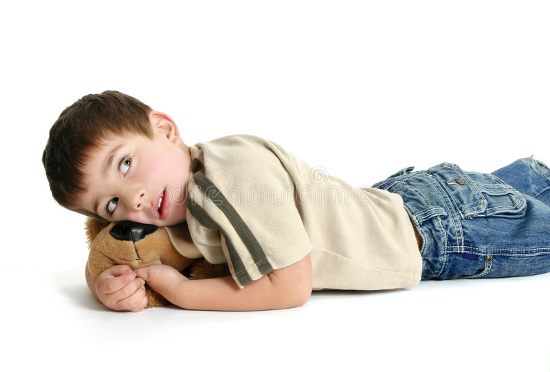 Download Child Resting Royalty Free Stock Images - Image: 1714289