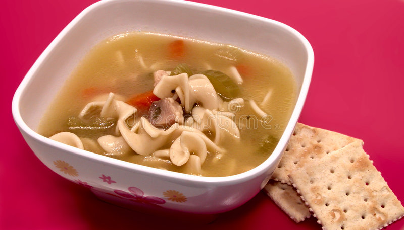 Download Child's Bowl Of Soup Royalty Free Stock Photo - Image: 21405