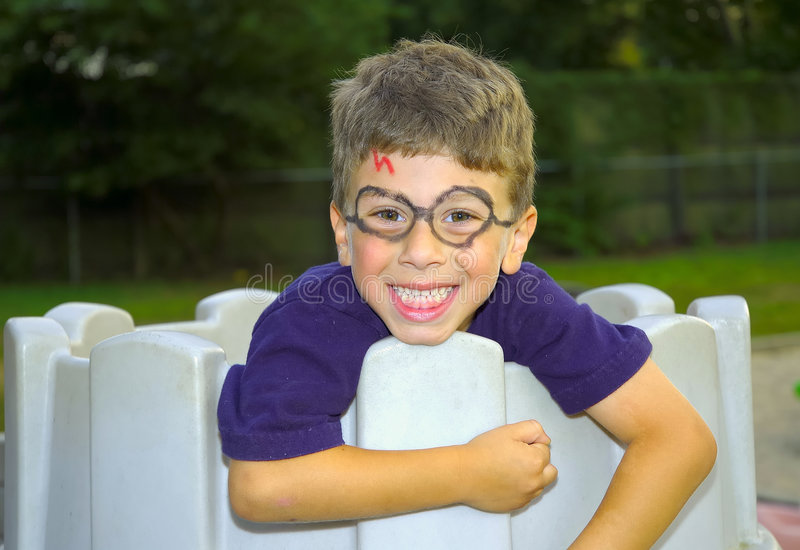 Download Child's Smile Stock Image - Image: 192491