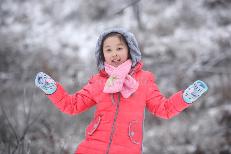 Child's smile royalty free stock image
