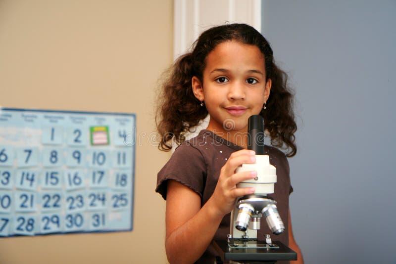 Child At School stock image