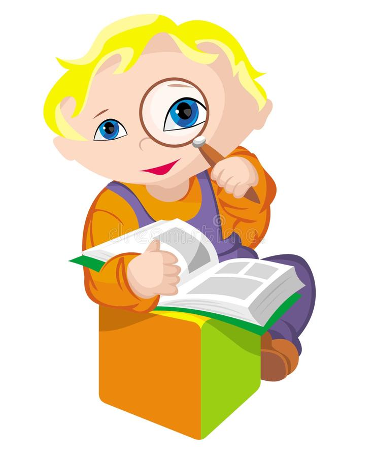 Download Child - scientific stock vector. Illustration of education - 11104653