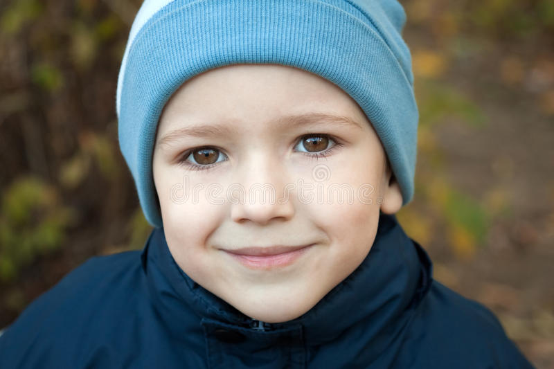 Download Child smiling stock image. Image of little, offspring - 16392415