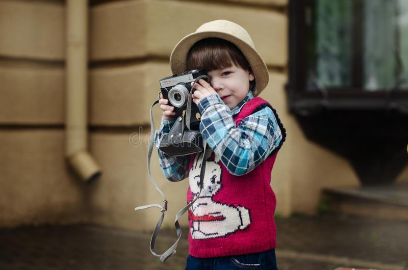 Child, Snapshot, Product, Outerwear royalty free stock photo