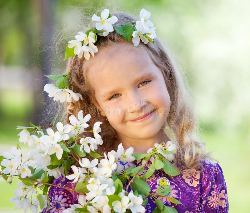 Child at spring park