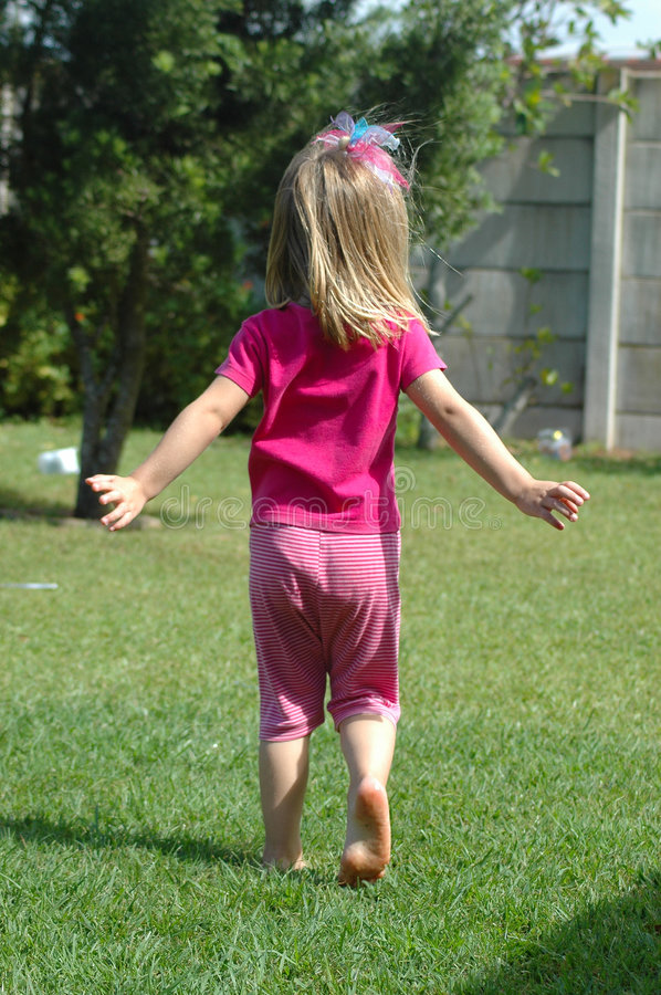 Download Child in Springtime stock photo. Image of child, feel - 2176406