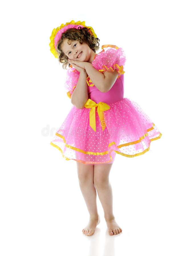 Download Child-Star Impersonator stock image. Image of background - 25850835