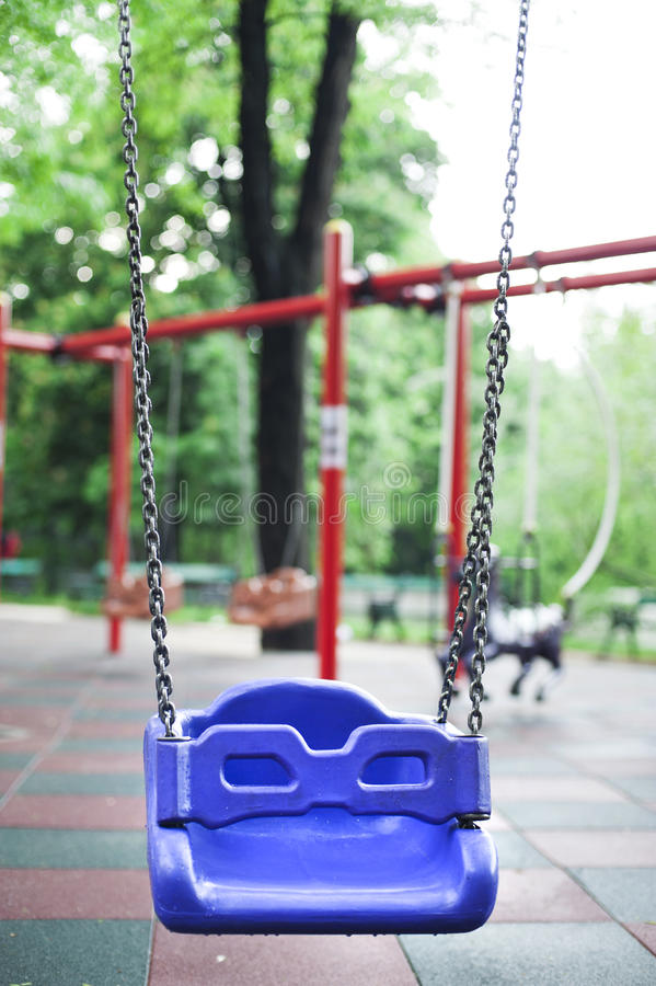 Download Child swing stock photo. Image of garden, repetition - 19588560