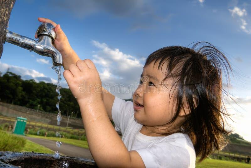 Download Child wash stock photo. Image of children, beautiful - 12849558