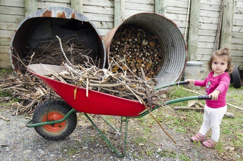 Download Childhood - Garden stock image. Image of child, equipment - 24412527