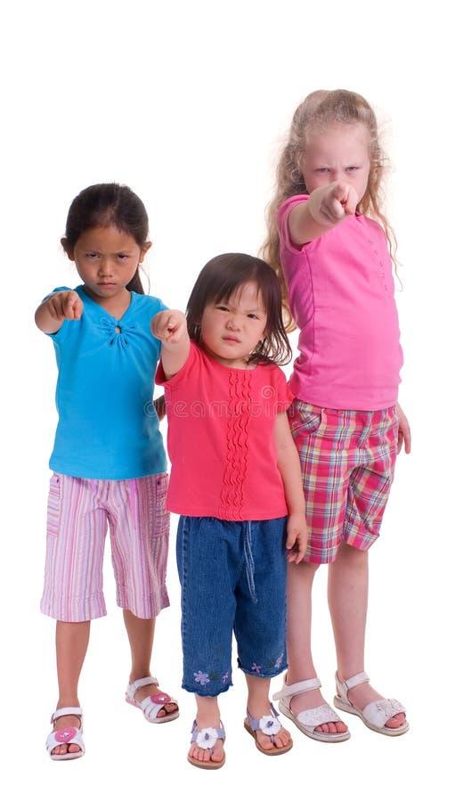 Childhood Girl Stock Photo
