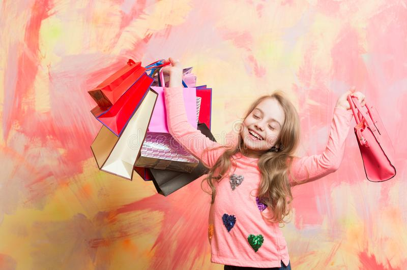 Childhood and happiness. royalty free stock photos