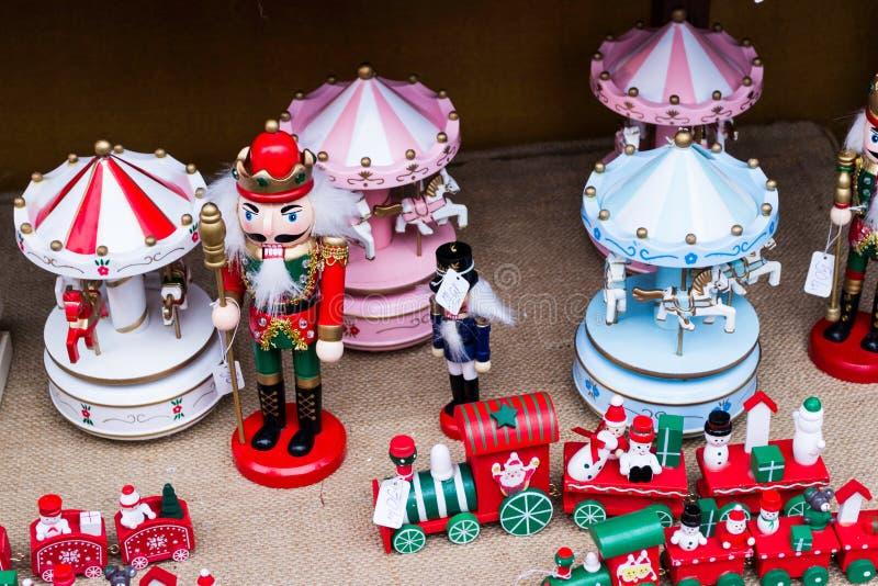Childhood toys stock photo