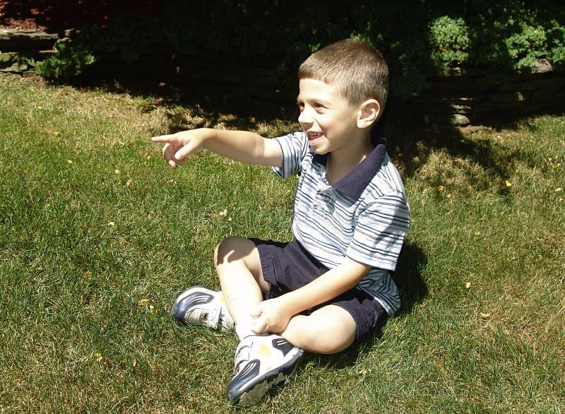 childing υπόδειξη στοκ εικόνες με δικαίωμα ελεύθερης χρήσης