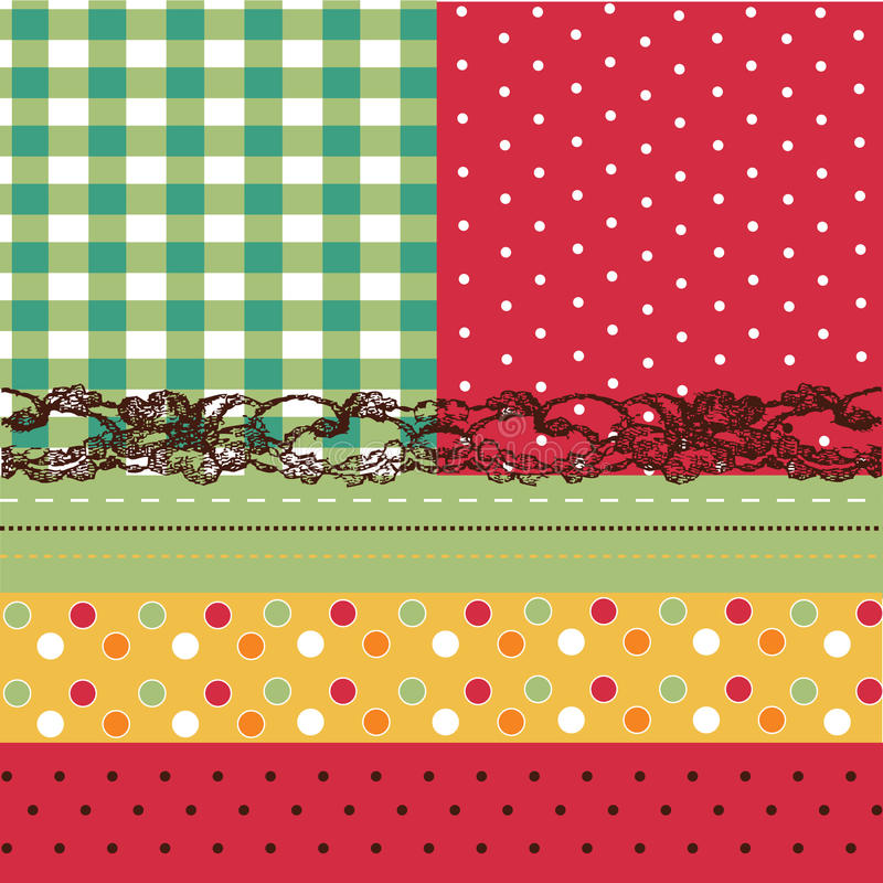 Free Childish Elements For Card Or Scrap-booking Stock Photo - 13706260