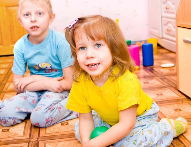 Download Children stock image. Image of play, cubes, children - 13414585