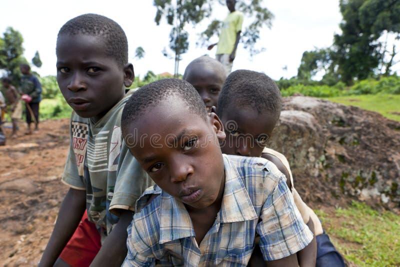Children Editorial Photography