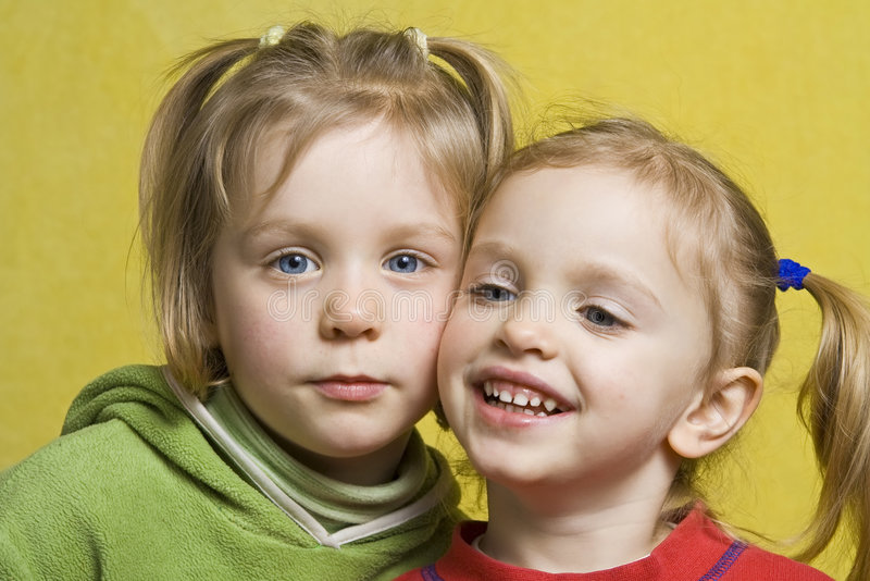 Download Children stock image. Image of children, friend, face - 4516959